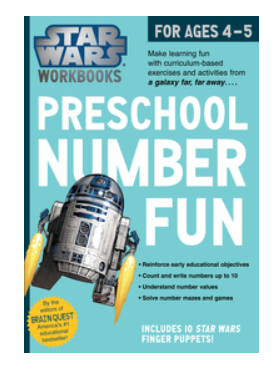 STAR WARS Workbooks