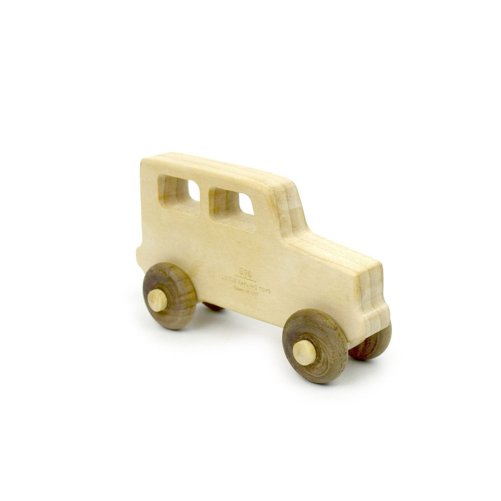 Little Saplings Wooden Truck