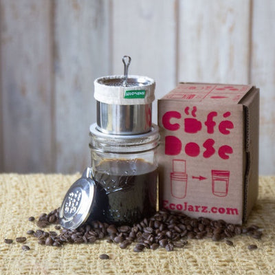 Ecojarz  Pour-Over Coffee & Tea Kit