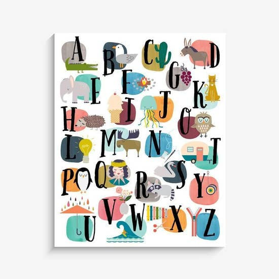 "Lucy Darling ""Discover"" Wall Print"