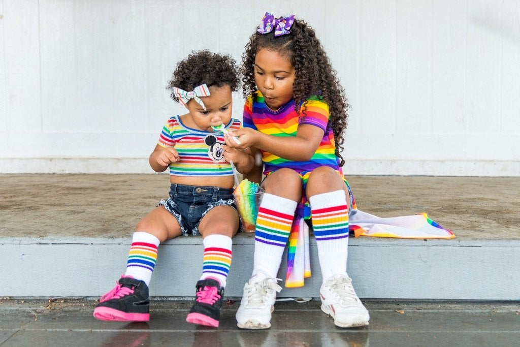 Pride Socks - Baby/Toddler Size