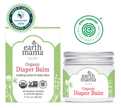 Earth Mama Organics Diaper Balm