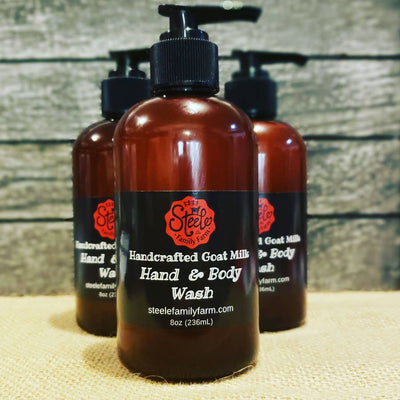 Steele Family Farms Liquid Hand and Body Soap