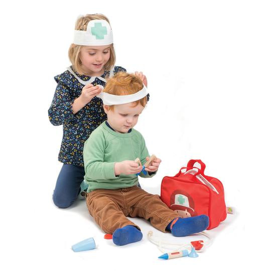 Tender Leaf Toys Doctors and Nurses Set