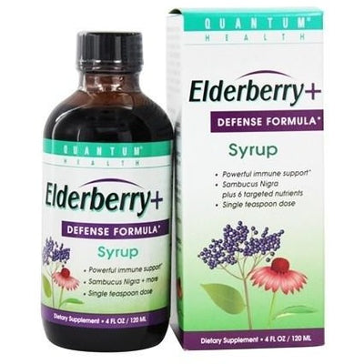 Quantum Elderberry C Nutritional Defense