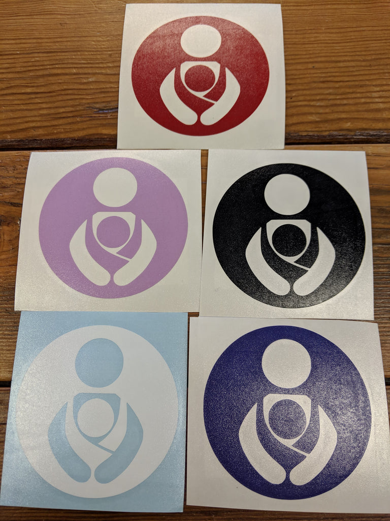 Single Vinyl Decal