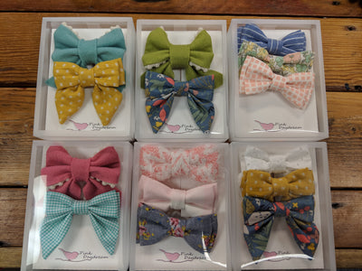 Pink Daydream Spring '19 Hair Bows