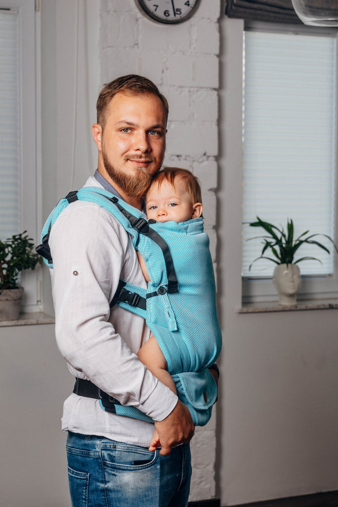 Lenny Lamb UpGrade Baby Carrier