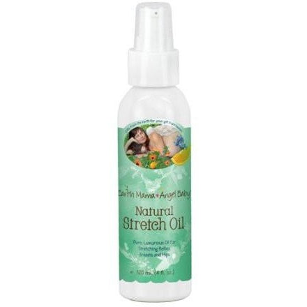 Earth Mama Organics Natural Stretch Oil