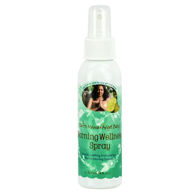 Earth Mama Organics Morning Wellness Spray