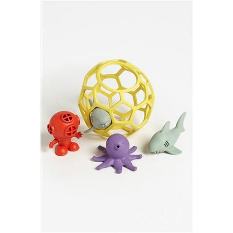 Begin Again Bath Toys