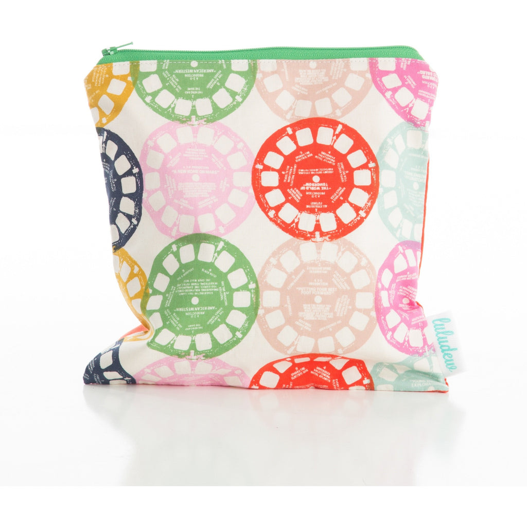 Luludew Water-Resistant Wipe Bag Set