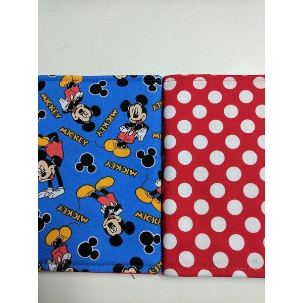 Moto Momma Creations Rectangular Kinderpack Suck Pads