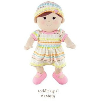 Apple Park Toddler Doll