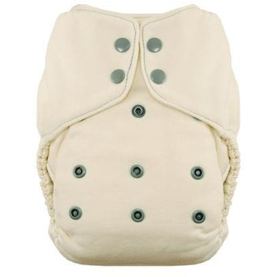 Thirsties Natural Fitted One Size Diaper