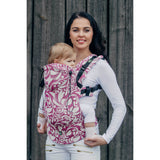 Lenny Lamb Ergonomic Full Buckle Carrier
