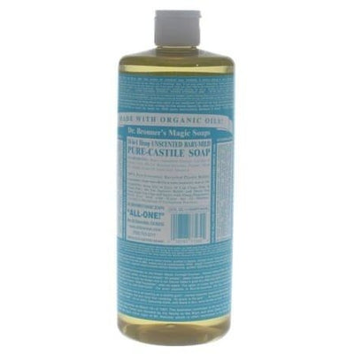 Dr. Bronner's Magic Soaps Unscented Baby