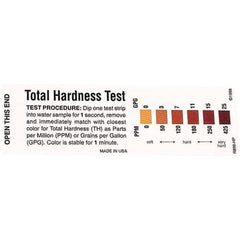 Water Test Strip