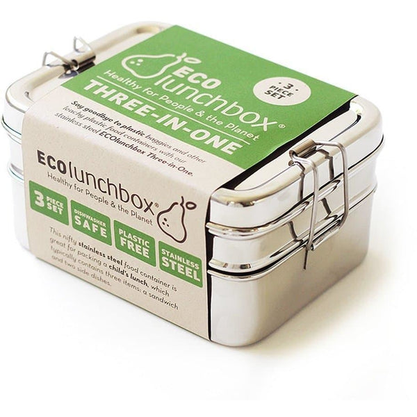 ECOlunchbox Three-In-One