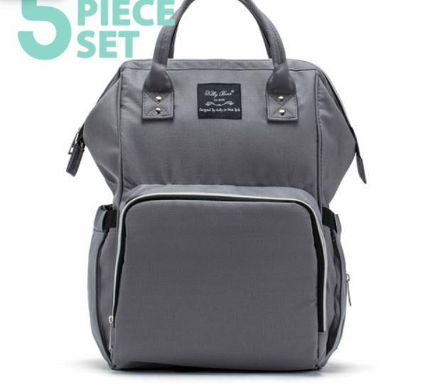Metropolitan Backpack Diaper Bag