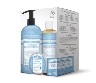 Dr. Bronner's Magic Soaps Baby Gift Set