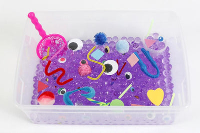Messy Play Kits Monster Sensory Bin
