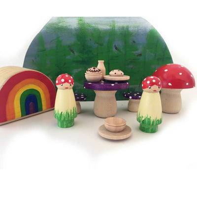 Goodfaith Toys Toadstool Hollow