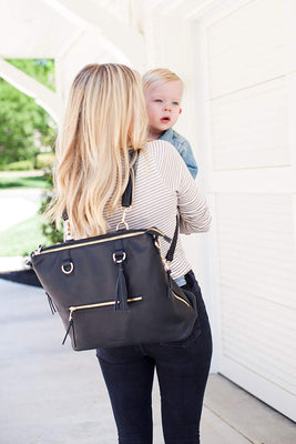 Bella Tunno Boss Backpack Diaper Bag