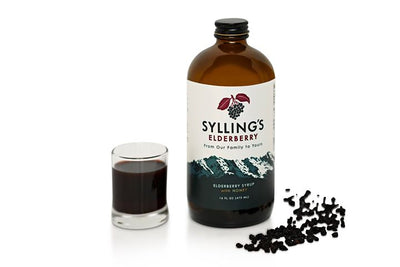 Sylling's Elderberry Syrup