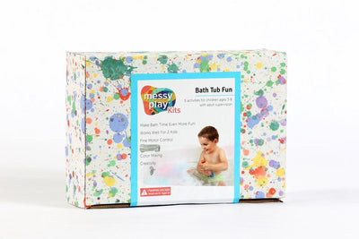 Messy Play Kits  Bath Tub Fun