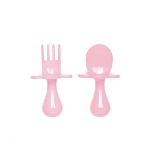 Grabease First Self Feeding Utensil Set