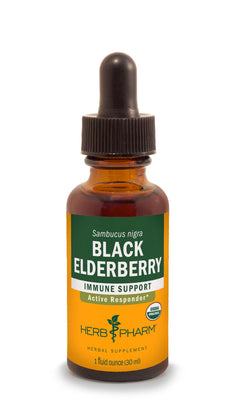 Herb Pharm Elderberry Tincture