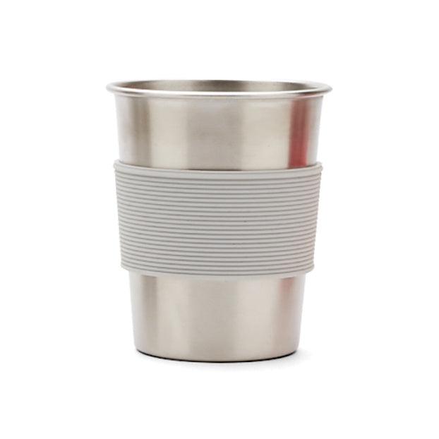 Red Rover Stainless Steel Cup with Silicone Sleeve