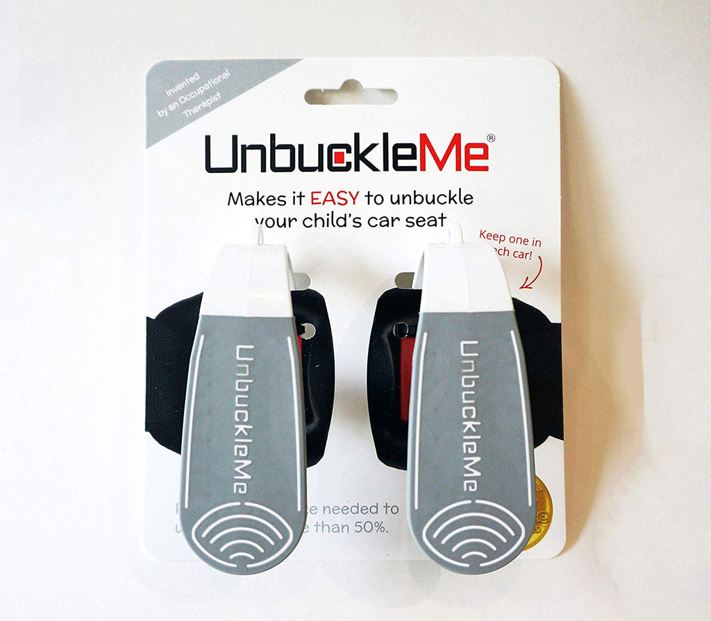UnbuckleMe Car Seat Buckle Helper