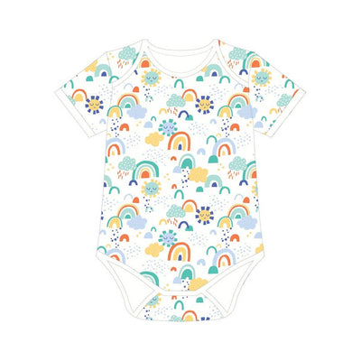 Apple Park Essential Organic Onesie –Sunshine
