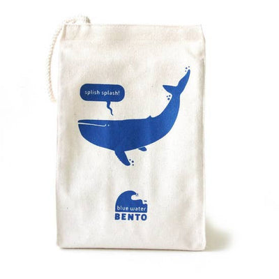 Blue Water Bento Lunch Bag