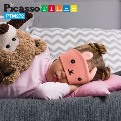 Picasso Tiles 85dB Kid Safe Fleece Headphones