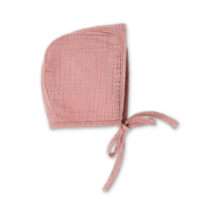 Apple Park Muslin Bonnet