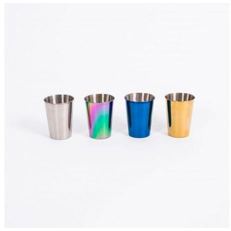 Onyx Stainless Steel Tumblers Gold