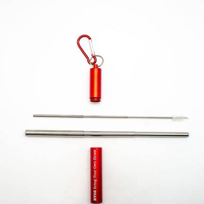 Shell Creek Sellers Telescoping Reusable Straw