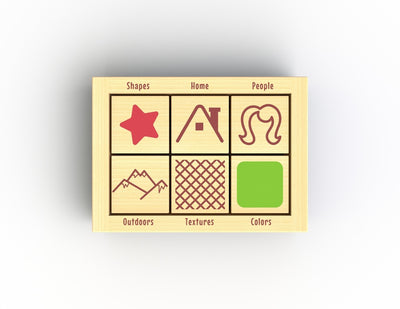 Begin Again Art Dice Game
