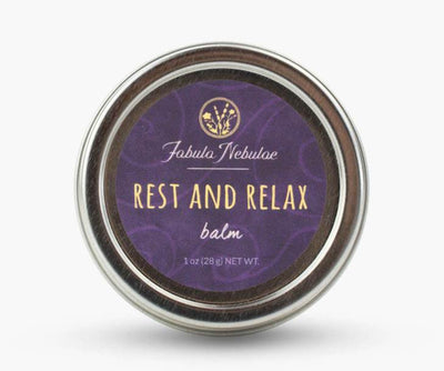 Fabula Nebulae Rest and Relax Balm