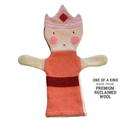 Cate & Levi Princess Wool Puppet