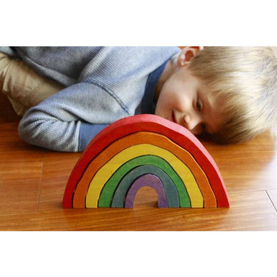 Shoot for the Rainbow Age 3+ Wood Set
