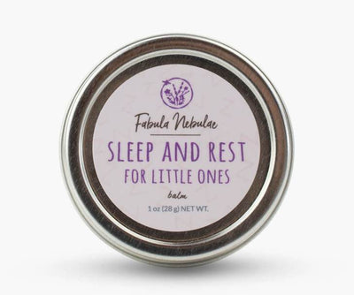 Fabula Nebulae Sleep and Rest Little Ones Balm