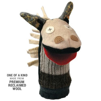 Cate & Levi Horse Wool Puppet