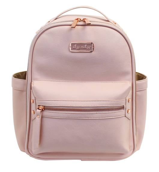Itzy Ritzy Mini Boss Diaper Bag Backpack