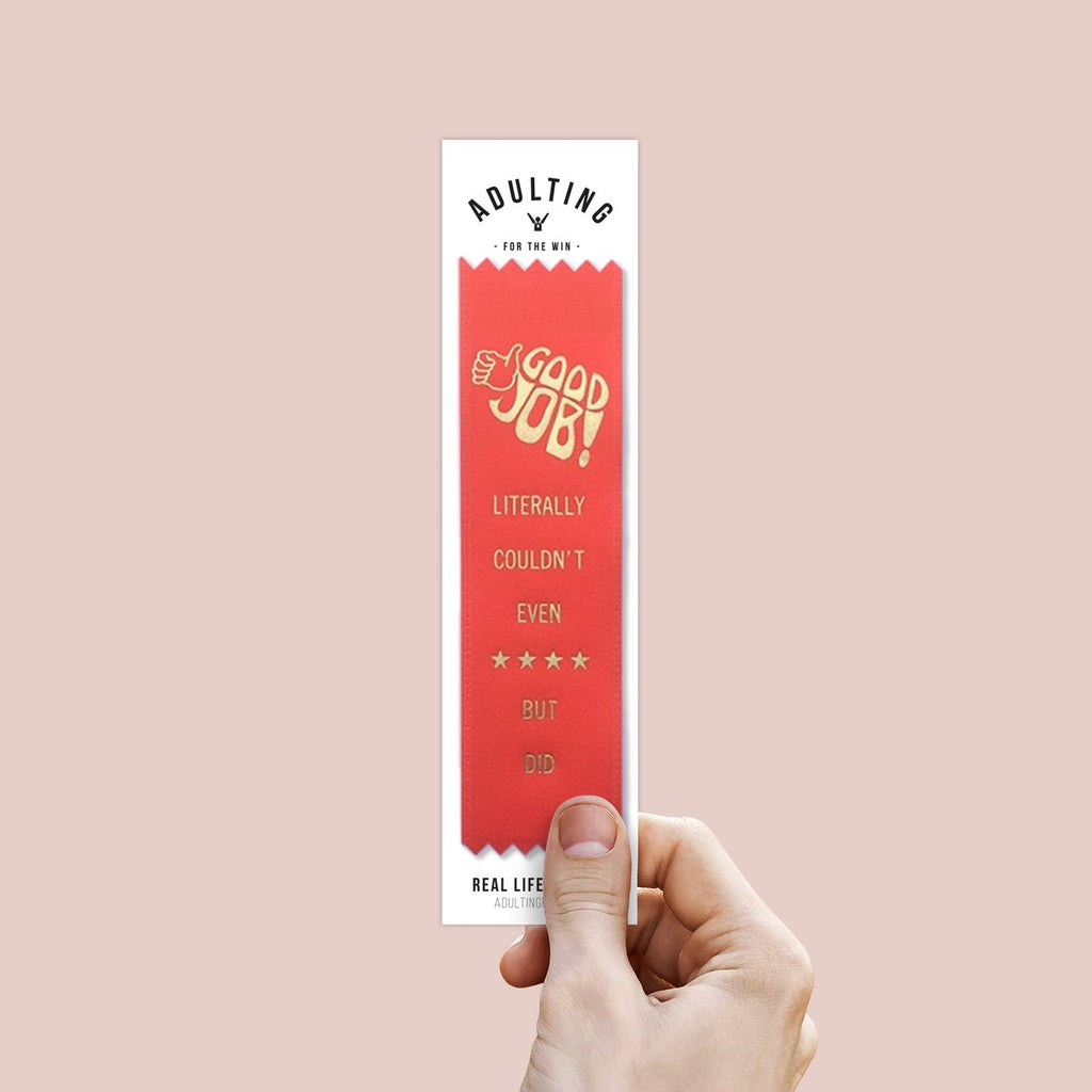 AdultingFTW Adulting Award Ribbon