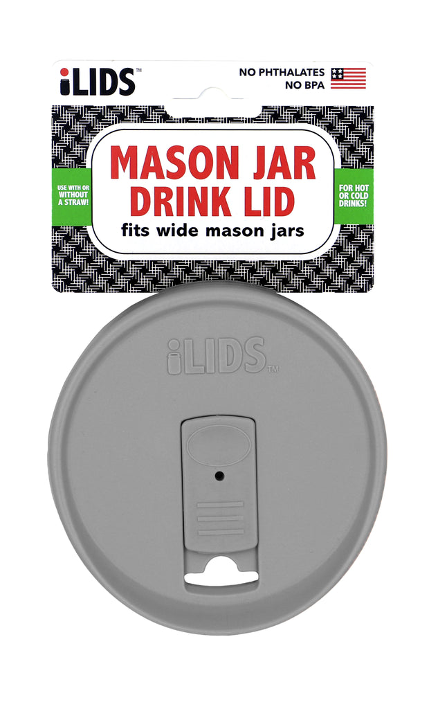 iLids Drinking Top for Mason Jars