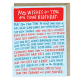 Emily McDowell Birthday Greeting Cards